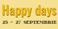 Happy days la editura humanitas